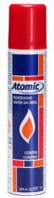 Atomic Gas Butano Zero Impurity 300ml
