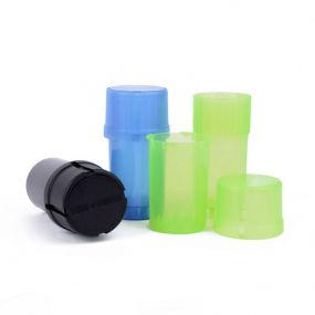 Grinder de Plástico con Depósito Bud-Tainer