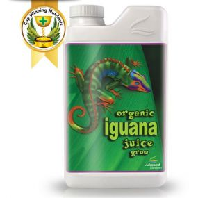 Iguana Juice Grow Organic 1L