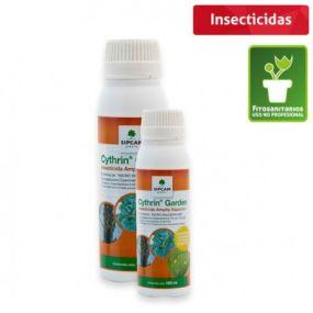 Insecticida de Amplio Espectro Cythrin Garden 50ml