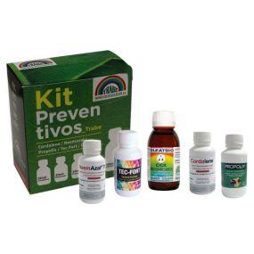 Kit de Preventivos para Plagas 100% BIO de Trabe