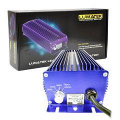 Balastro Lumatek Ultimate Pro 600W 400V con Bombilla