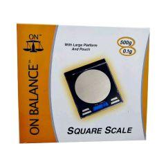 Báscula On Balance CD Square-Scale