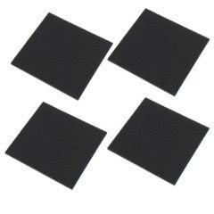 Base Antivibración Self-Stick Eva Pads 8,5x8,5cm