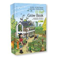 El Bio Grow Book. Jardinería orgánica en interior y exterior. (Tapa blanda)
