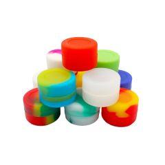 Bote Silicona Mini Colores Pure Factory