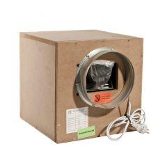 Caja Extracción Insonorizada Madera Isobox / Unibox HDF
