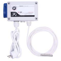 Controlador GSE Temperatura y Velocidad Mínima (GSE-1)