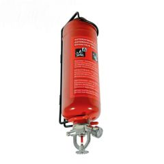 Extintor de Polvo Automático ABC para Colgar (1Kg)