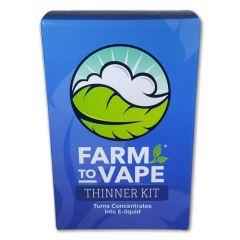 Farm To Vape Thinner Kit (10ml)