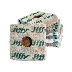 """Jiffy Coco Block 10x10x8,5cm (4"""")"""