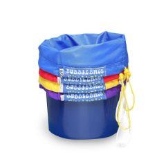 Kit con 4 Mallas / Bolsas de Extracción Bubble Bags Original 4,5L (S)