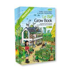 Le Bio Grow Book. Karel Schelfhout & MIG (Francés)