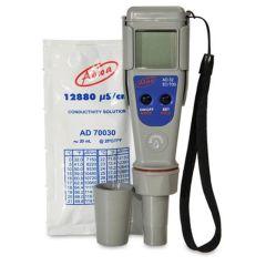 Medidor de EC / TDS & Temperatura ADWA (AD32)