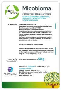 Micobioma (WP) Micorrizas y Bacterias