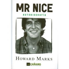 Mr. Nice. Autobiografía de Howard Marks