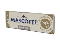 Papel Mascotte Organic Extra Thin Hemp 1.1/4