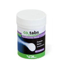 Pastillas CO2 para cultivo CO2 Tabs (60x)