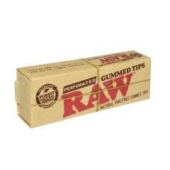 RAW Tips Gummed (33 boquillas)