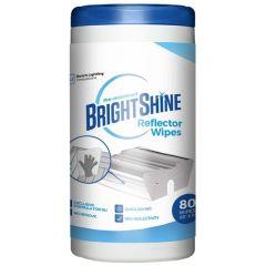 Toallitas Bright Shine Wipes (alcohol Isopropílico) DLI