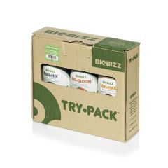 Try Pack Outdoor BioBizz