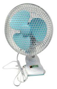 Ventilador de Clip Oscilante 18cm Pure Factory