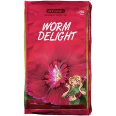 Worm Delight Humus de Lombriz de Atami (20L)