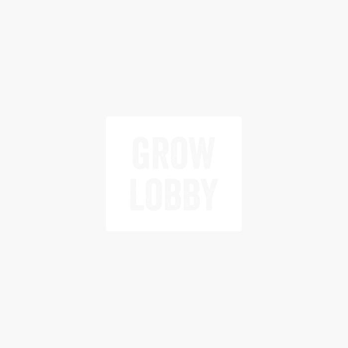 Grinder Polinizador Aluminio 4 Partes Plata